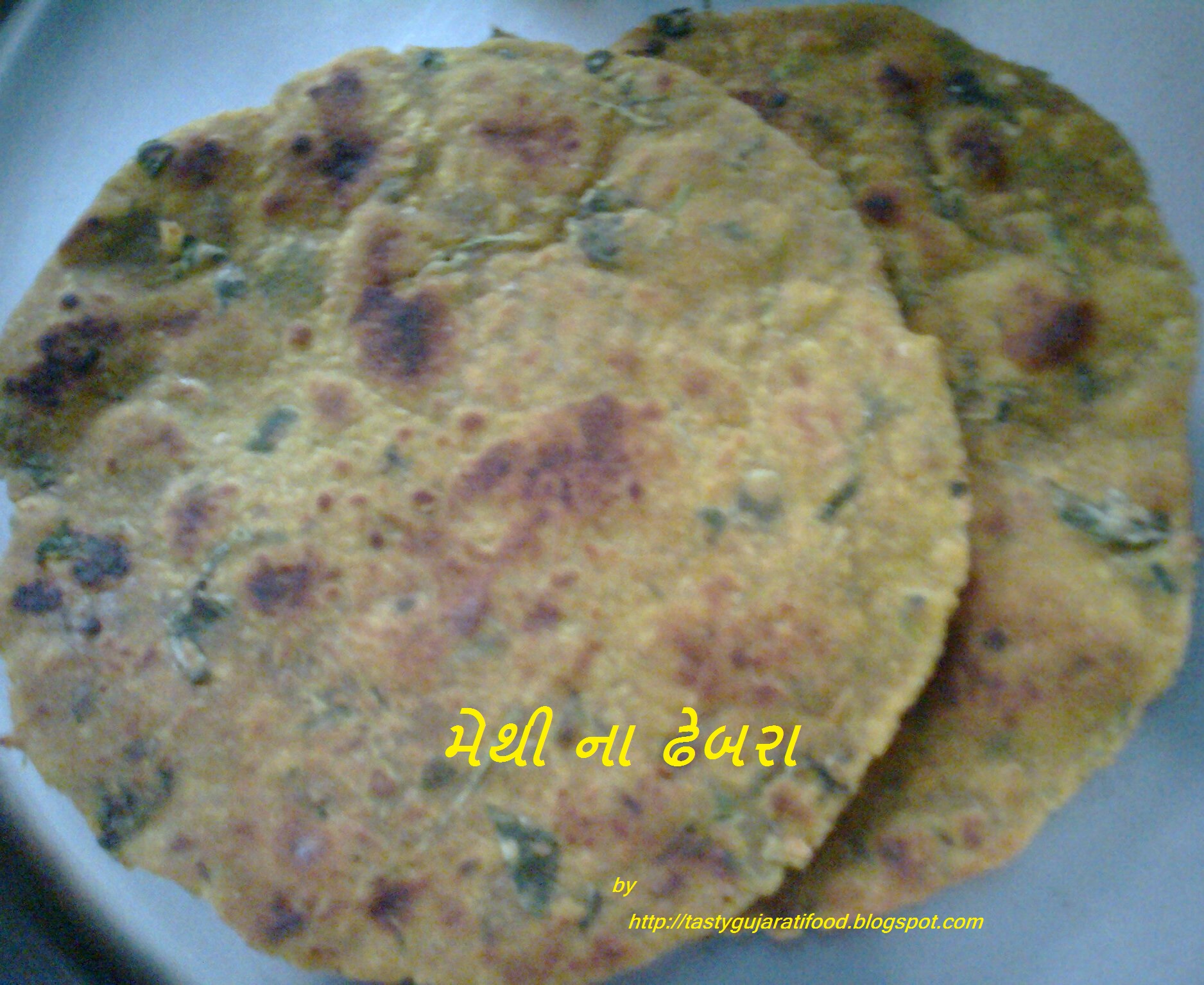 Shitla satam aatham recipe list gujarati food recipes blog methi thepla dhebra recipe forumfinder Image collections